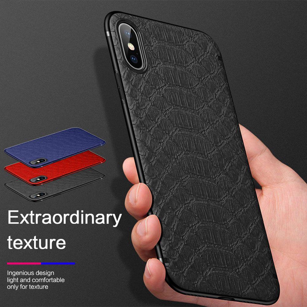 KISSCASE Moda etui na telefony dla iPhone 8 7 7 Plus Case Luksusowa - Części i akcesoria do telefonów komórkowych i smartfonów - Zdjęcie 2