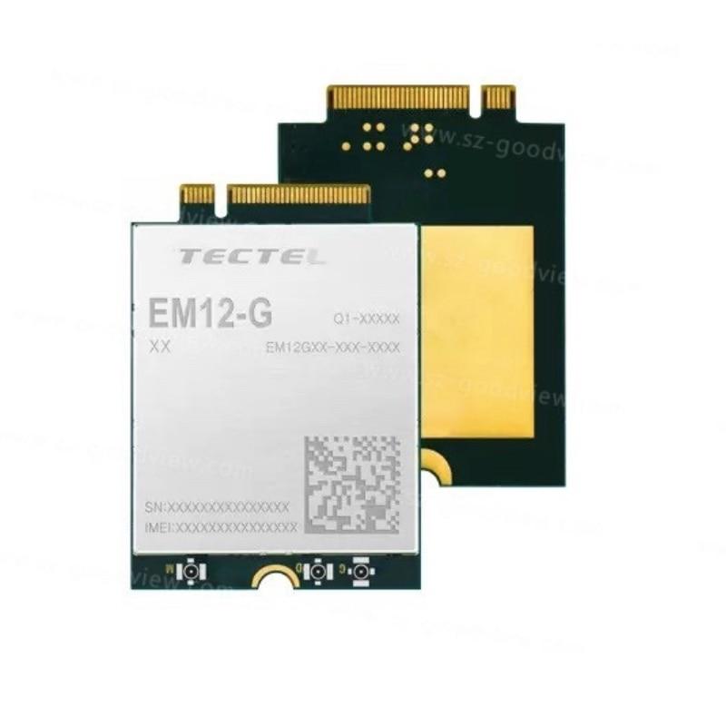 New Original EM12 EM12GPA-512-SGAD Module IoT/M2M-optimized LTE-A Cat 12 M.2 Module