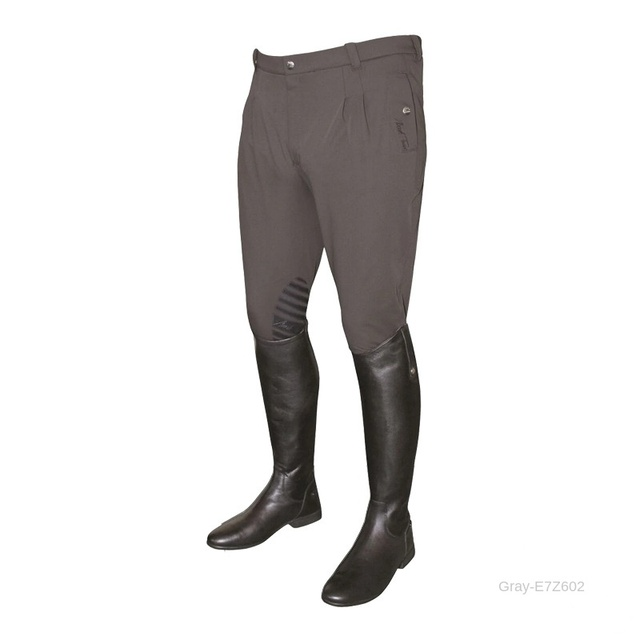 Relaxed Fit Horse Riding Pants  4