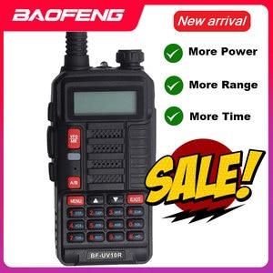 Two Way Radio Baofeng UV-10R Walkie Talkie 30km Portable VHF UHF Ham CB Radio Station Transceiver USB Baofeng UV10R Transmitter