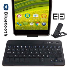 Quiet Slim Wireless Bluetooth Keyboard for EE Eagle/Harrier Tab/Jay 7.85 Inch Portable Tablet Laptop Wireless Keyboard+Bracket