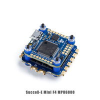 iFlight SucceX E Mini F4 35A 2 6S Flight Stack F4 Flight Controller with 35A 4in1 ESC for DIY FPV Racing Drone Kit