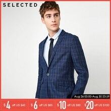 SELECTED Men's Spring & Summer Blazer S 418272501 цена