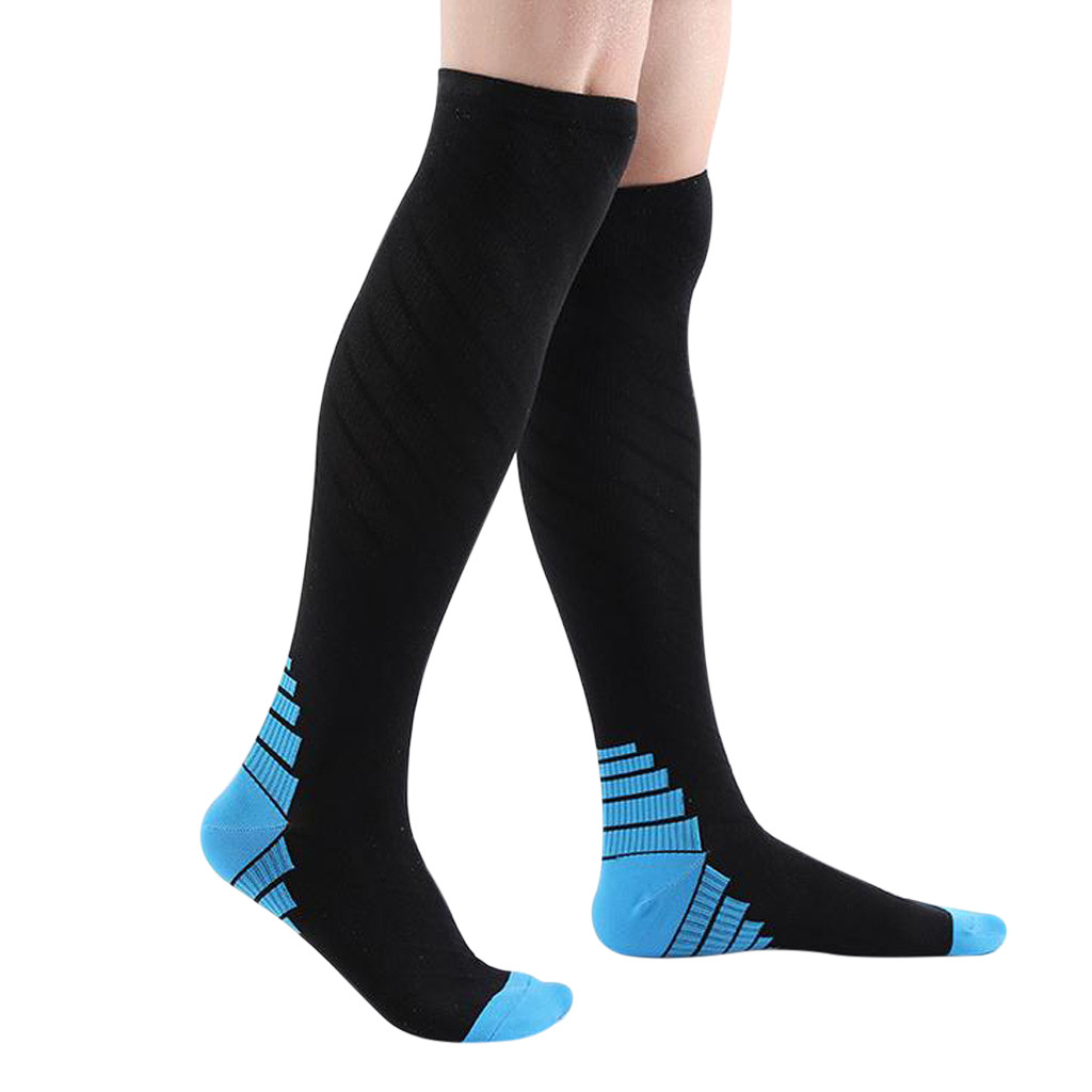 Unisex Compression Socks For Men & Women Deadlift Socks For Athletic Fitness , Running, Sports, Gym Crossfit Socks