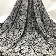 Lace-Syj-1088811 Lace-Fabric Beads Bridal-Dress Embroidered Tulle French Luxury