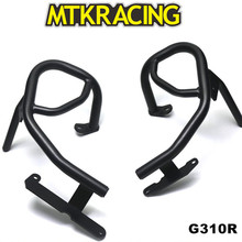 MTKRACING 2018 NEW Arrival Motorcycle FOR BMW G310R G 310R G310 R 2017-ON accessories Engine BUMPER CRASH BAR EXTENSIONS
