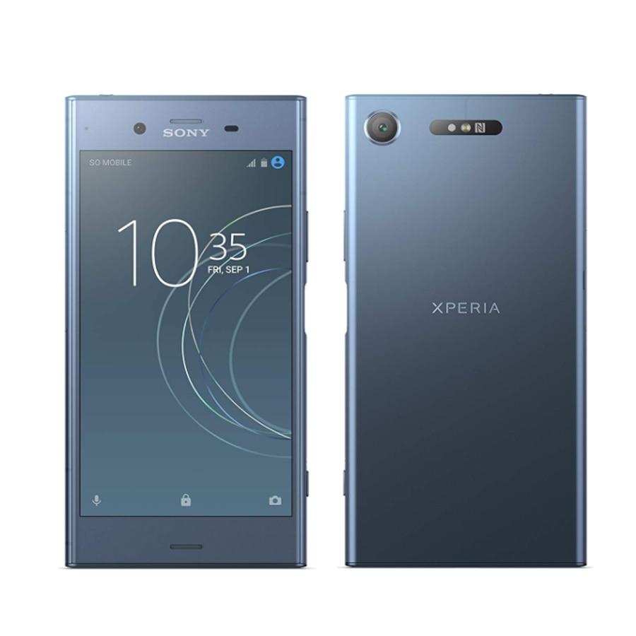 Original New 5.2 Inch Sony Xperia XZ1 G8341 4GB 64GB Snapdragon 835 Mobile Phone NFC Octa Core 19MP 13MP 4G LTE SmartPhone