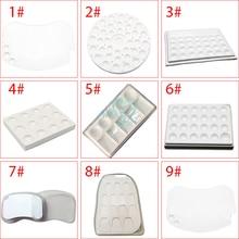 Dental Porcelain Watering Insulation Moisturizing Porcelain Ceramic plate with cover Porcelain Tooth  For 9 model choose porcelain print fit