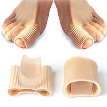 1 шт силиконовый разделитель для пальцев ног при вальгусной