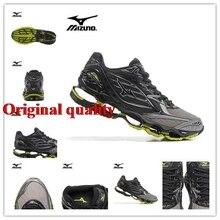 Mizunoer WAVE Prophecy 7 оригинальная Профессиональная Мужская обувь для бега на открытом воздухе обувь с воздушной амортизацией для тяжелой атлетики Размер 40-45