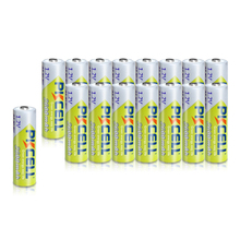 16PCS  PKCELL AA battery 1.2v 2300 2600mah nimh rechargeable battery AA batteries for flashlight toys  remote