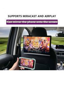 Car-Headrest Monitor Same-Screen Android 16GB MP5 1080P 2GB 4K Usb/sd/hdmi-/..