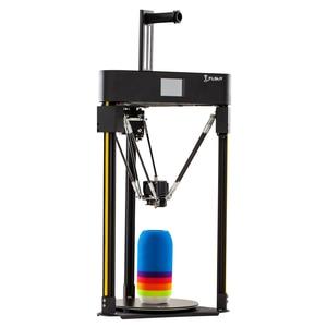 Image 2 - Flsun Q5 3D Printer TMC 2208 silent driver Auto leveling 3D Printer Resume  Pre assembly 3D Printers TFT 32bits board Kossel
