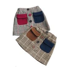 цены на Babyinstar Skirts For Girls Corduroy Skirt Girl Tutu Skirt Teen Kids Girl Clothes Kids Clothing Children Outwear Kids Costume  в интернет-магазинах