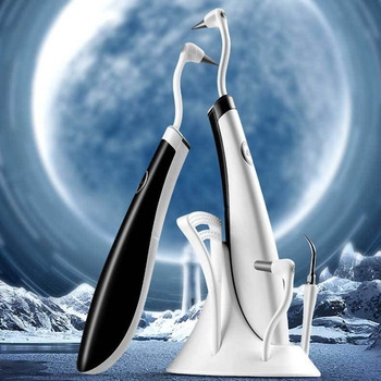 Electric Ultrasonic Tooth Stain Scaler Plaque Dental Tool Remover Teeth Whitening Dental Cleaning Eraser Tooth Odontologia Tool high quality dental scraper dental tooth cleaning teeth whitening chisel tool oral care scaler