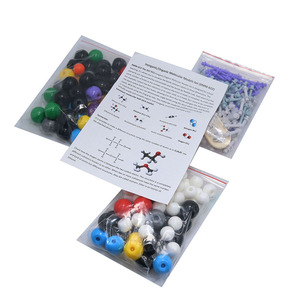 Image 4 - Suitable For Teaching And Laboratory Lnorganic/organic Chemistry Tutorial Chemical Molecular Structure Model Teaching Tool Kit