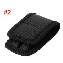 18650 Battery Storage Bag AAA AA Batteries Case Carrying Holder Pouch Outdoor Camping Hiking