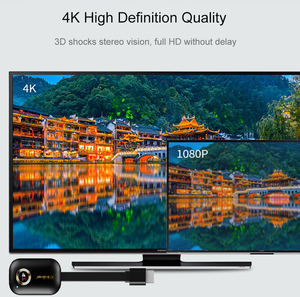 Image 5 - Mirascreen Adaptador de llave electrónica, 5G, 4K, inalámbrico, con wi fi, HDMI, DLNA Airplay, receptor de TV Stick para IOS, Android y windows