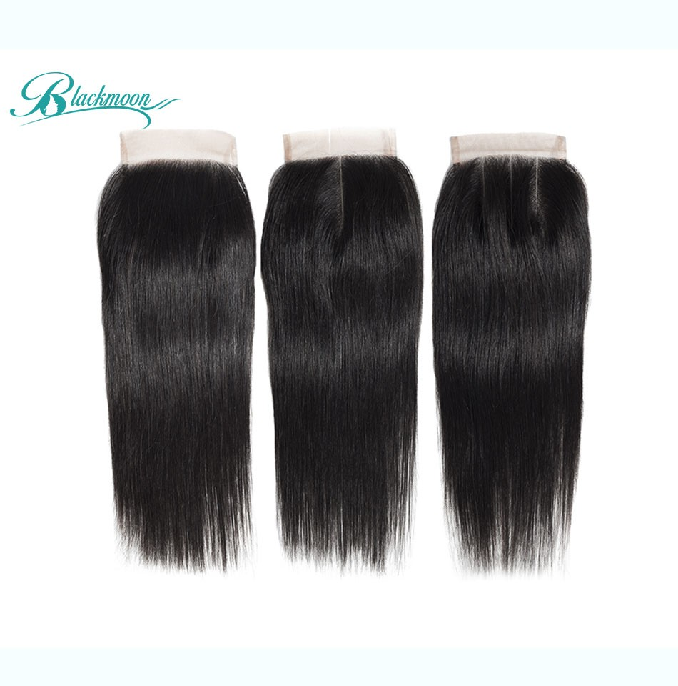 silky straight lace closure---4_04