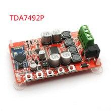 Tda7492p 50w + 50w placa de amplificador digital csp8635 bluetooth 4.0 chip bt áudio receptor amplificador placa módulo peças