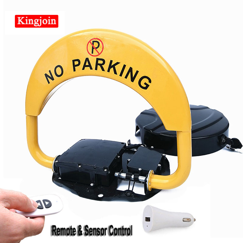 Automatic Remote Control Operation Double Battery Protection Private Parking Space Parking Lock Waterproof Cheap