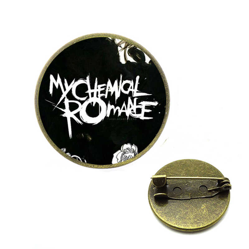My Chemical Romance spille Rock Band My Chemical Romance pin spilla Gioielli Regali Di Natale