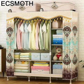 Para Casa Kleiderschrank Meble Dresser For Rangement Chambre Armario Closet De Dormitorio Bedroom Furniture Mueble Wardrobe