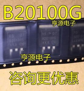 10 sztuk schottky'ego układu MBRB20100CT B20100G B210100 MBRB20100 oryginalny TO263