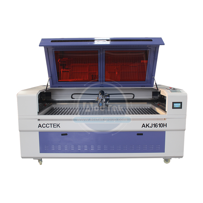 Cheap 150w 180w <font><b>300w</b></font> <font><b>co2</b></font> metal <font><b>laser</b></font> cutting machine with 80w nonmetal <font><b>laser</b></font> engraver on sale image