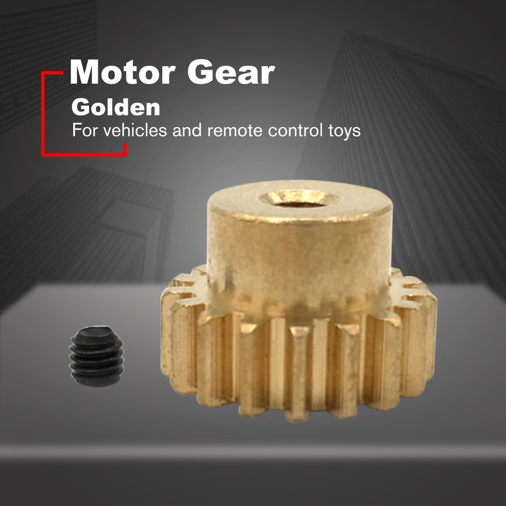Metal Motor Gear Conic Gear Tooth <font><b>Wheel</b></font> Module Replacement <font><b>Wheels</b></font> Labor-saving Gear For Wltoys 12428/12423 <font><b>1/12</b></font> <font><b>RC</b></font> Crawler Car image