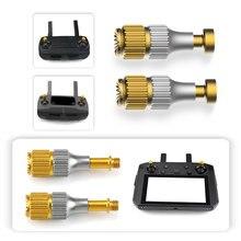 DroneรีโมทคอนโทรลรีโมทคอนโทรลอลูมิเนียมRocker StickสำหรับMavic 2 Pro Air Miniอุปกรณ์เสริมหน้าจอ