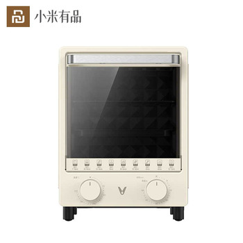 Youpin Viomi Mini Electric Oven 12L 800W Toaster Oven Double Layer Oven Home Baking Multifunctional Electric Oven For Baking alex clark rooster double oven glove
