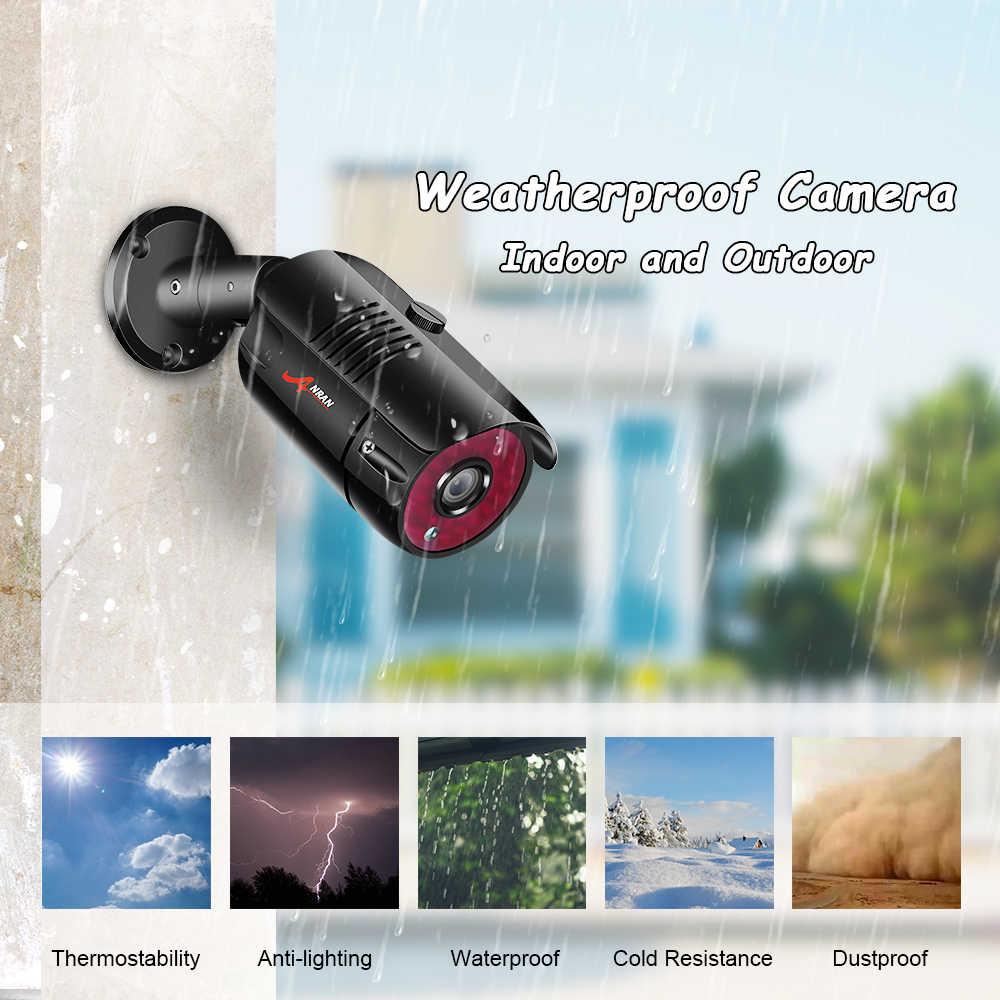 5MP NVR POE güvenlik kamera sistemi açık IR-CUT CCTV Video gözetim Video kaydedici kiti kayıt su geçirmez gece görüş