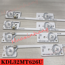 NEW 300PCS=(150PCS*4LED +150PCS*3LED) 1LED=6V KDL32MT626U 35019055 35019056 light bar 32 inch backlight lamp LED strip 6v
