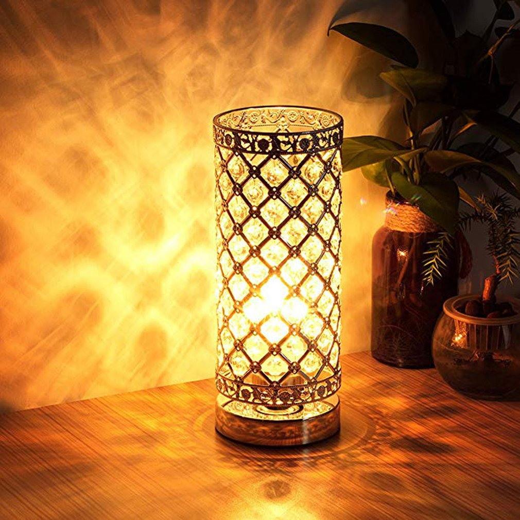 cristal casa quarto sala estar luz decorativa