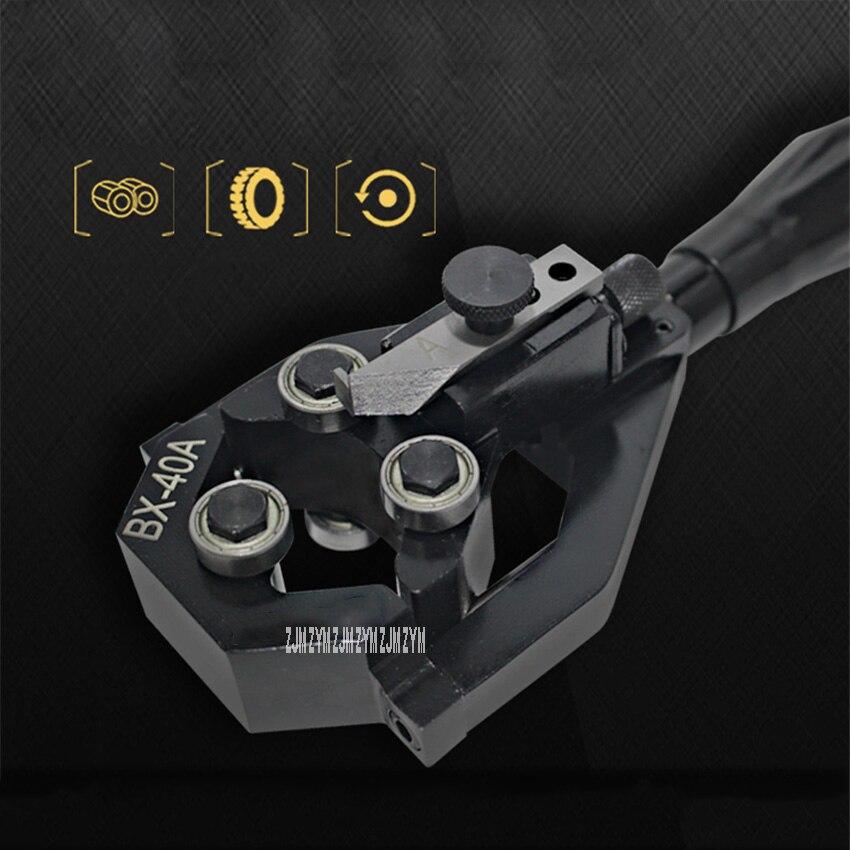 BX 40 20 40 мм портативный высокого напряжения инструмент для зачистки кабеля полупроводниковый инструмент для зачистки проводов Многофункциональный ручной инструмент для зачистки - 2