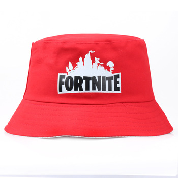 Fortnites fisherman hat outdoor adult hat men and women sun hat cartoon casual toy gift 2