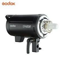 Godox DP600III Studio Flash Light Modeling Light 600W 2.4G Wireless X System Strobe Light 5600K Photography for Wedding Portrait