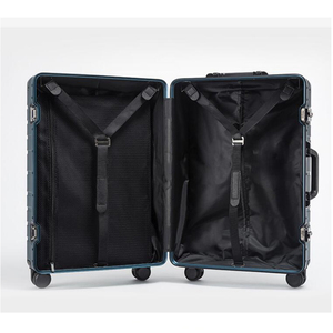 "Image 4 - Carrylove 100% Aluminium hand luggage 20"" 24"" 28"" spinner metal large hard trolley suitcase with wheels"