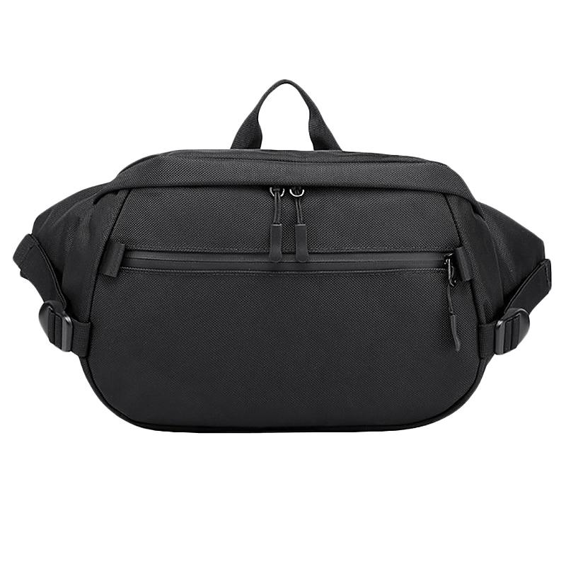 Waterproof Men Waist Bag Fanny Pack Belt Bags Waist Pack Male Phone Wallet Pouch Bags