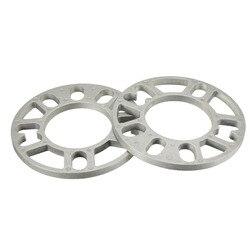 2 szt. 10MM aluminiowe koła dystansowe podkładki dystansowe 4 i 5 podkładki dystansowe uniwersalne