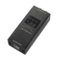 Sound Card Digital Interface Computer Mini USB Portabe Converter Display Audio Home External Adapter KTV Decoder