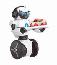 Робот балансир на два колеса f1 24g rc игрушки 3 осевой гироскоп