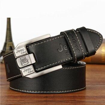 Men's High-Quality Cowhide Belts