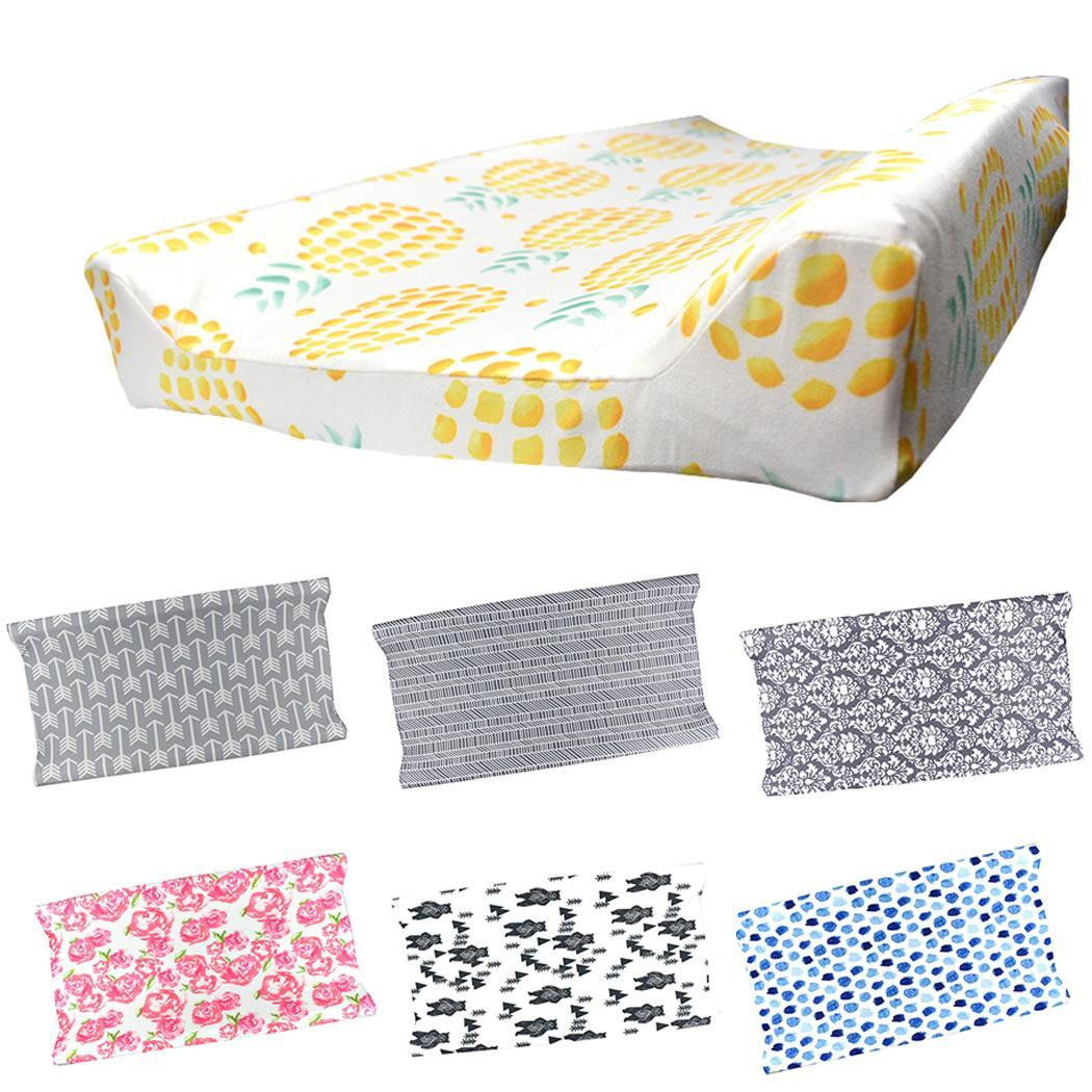 Soft Breathable Baby Changing Table Pad Cover Newborn Infant Urine Mat Case