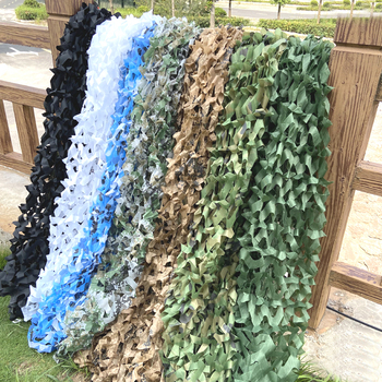 2x3m 2x4m 2x5m 3x3m 3x5m Military Hunting Camouflage Nets Wood Camouflage Netting Camping Sun Shelter Garden Car Cover Tent Shade