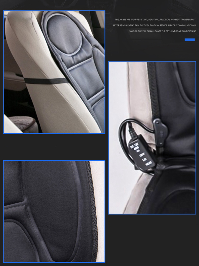 Car Seat Heating Cover 9