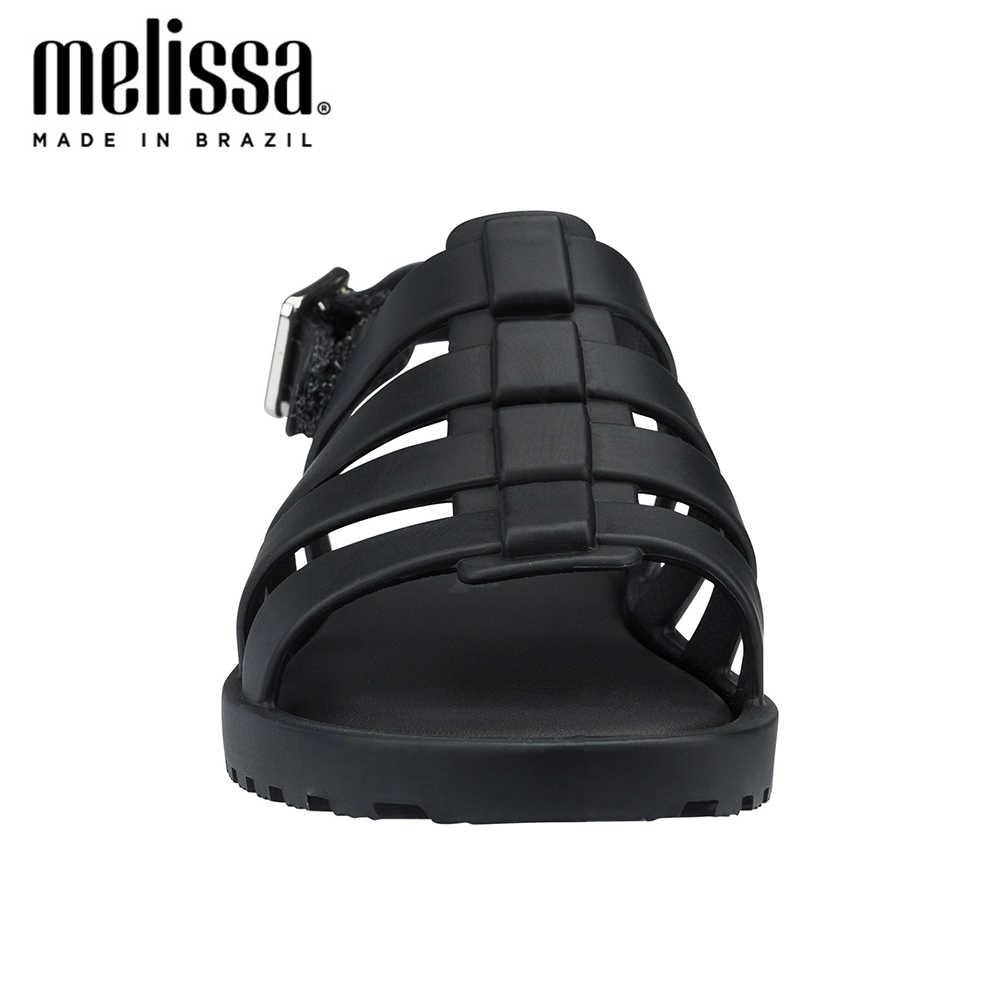 Mini Melissa Flox Romeinse Jongen Meisje Jelly Schoenen 2020 Nieuwe Zomer Strand Schoenen Melissa Sandalen Kids Sandalen Meisjes Kinderen Sandaal