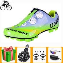 Sidebike/Мужская велосипедная обувь; sapatilha ciclismo; mtb