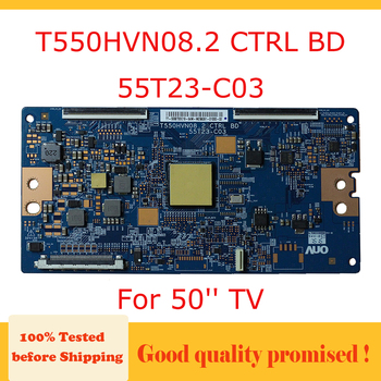 Tcon Board T550HVN08.2 CTRL BD 55T23-C03 50'' TV Logic Board for 50 inch tv Professional T550HVN08.2 55T23-C03 Free Shipping image